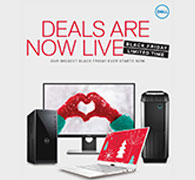 See Dell Consumer Black Friday Ad