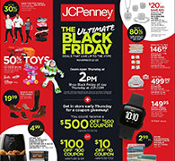 See JCPenney Black Friday Ad