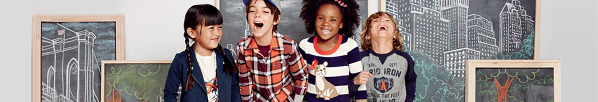 Gymboree Coupons, Promo Codes & Cash Back