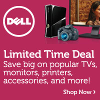Get a great deal at Dell Consumer with Coupons and Cash Back from Ebates!