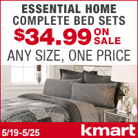 Get a great deal at Kmart with Coupons and Cash Back from Ebates!