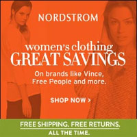 Get a great deal at Clothing with Coupons and Cash Back from Ebates!