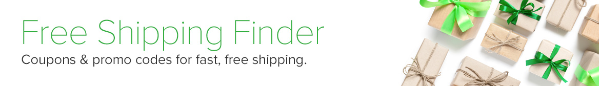 Free Shipping Finder