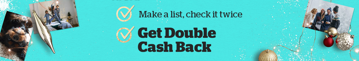 Shop Featured Double Cash Back Stores