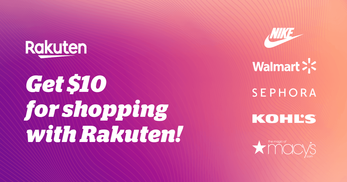 Shop  Earn  Get Cash Back  | Rakuten