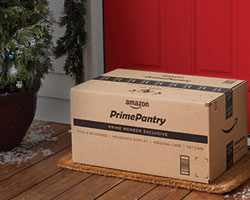Get up to 3.0% Cash Back on Prime Pantry at Amazon.