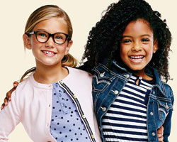 Get up to 3.0% Cash Back on Girls' Fashion at Amazon.