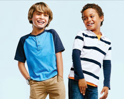 Get up to 3.0% Cash Back on Boys' Fashion at Amazon.