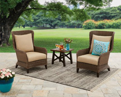 Get up to 1.0% Cash Back on Patio & Garden at Walmart.