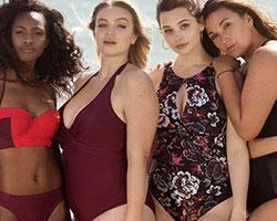 Get up to 5.0% Cash Back on Coastal Blue Swimwear at Amazon.