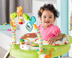 Get up to 10.0% Cash Back on Baby Activities & Gear at Walmart.