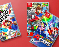 Get up to 1.0% Cash Back on Video Games at Walmart.