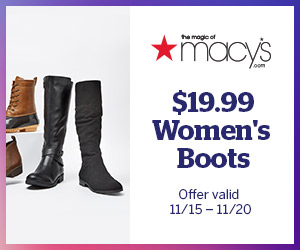 Shop at Macy's with 6.0% Cash Back