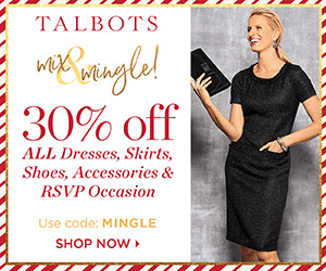 Shop at Talbots with 2.0% Cash Back