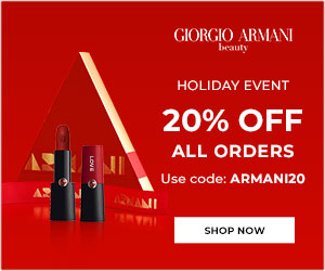 Shop at Giorgio Armani Beauty with 4.0% Cash Back