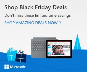 Shop at Microsoft Store with Up to 3.5% Cash Back