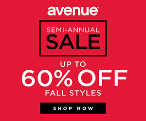 shop at avenue with 35 cash back