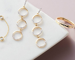 Get up to 3.5% Cash Back on Jewelry at Amazon.