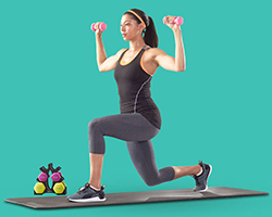 Get up to 2.0% Cash Back on Sports & Fitness at Amazon.