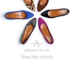 96f3cde5cdc4 Shop at Aquatalia with 4.0% Cash Back