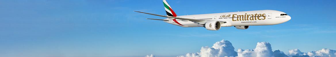 Emirates Coupons, Promo Codes & Cash Back