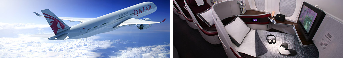 Qatar Airways Coupons, Promo Codes & Cash Back