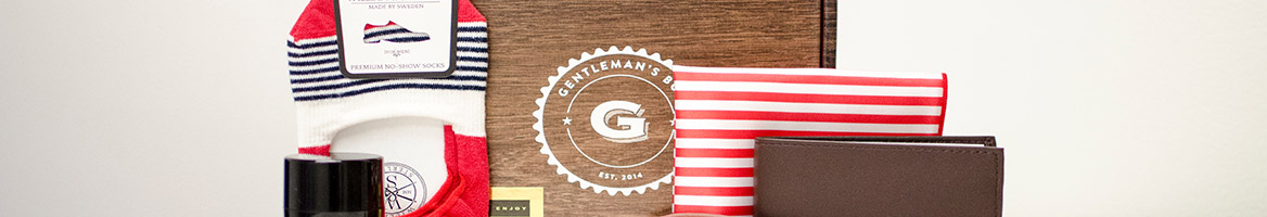 Gentleman's Box Coupons, Promo Codes & Cash Back