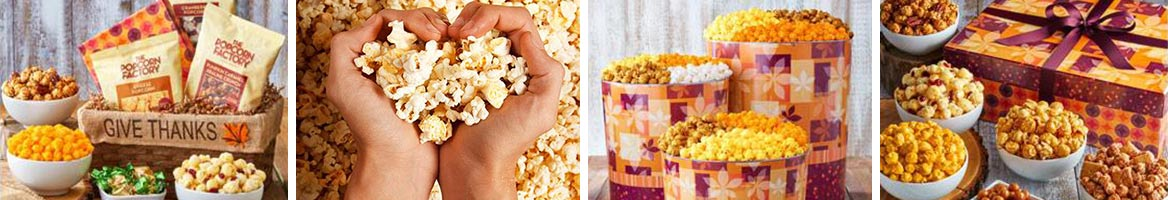 The Popcorn Factory Coupons, Promo Codes & Cash Back