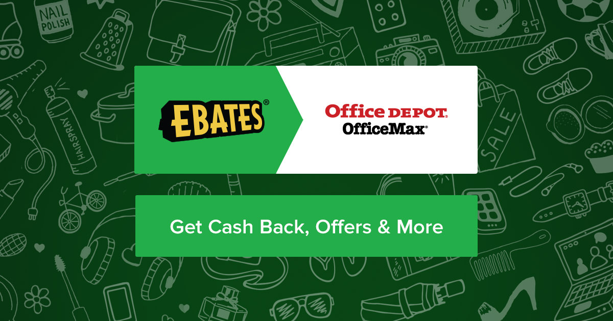 Office Depot And OfficeMax Coupons Promo Codes 30 Cash Back