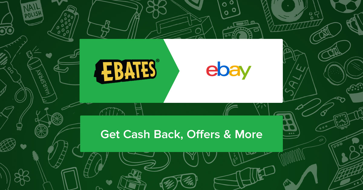 eBay Coupons & Promo Codes: Up to 8.0% Cash Back