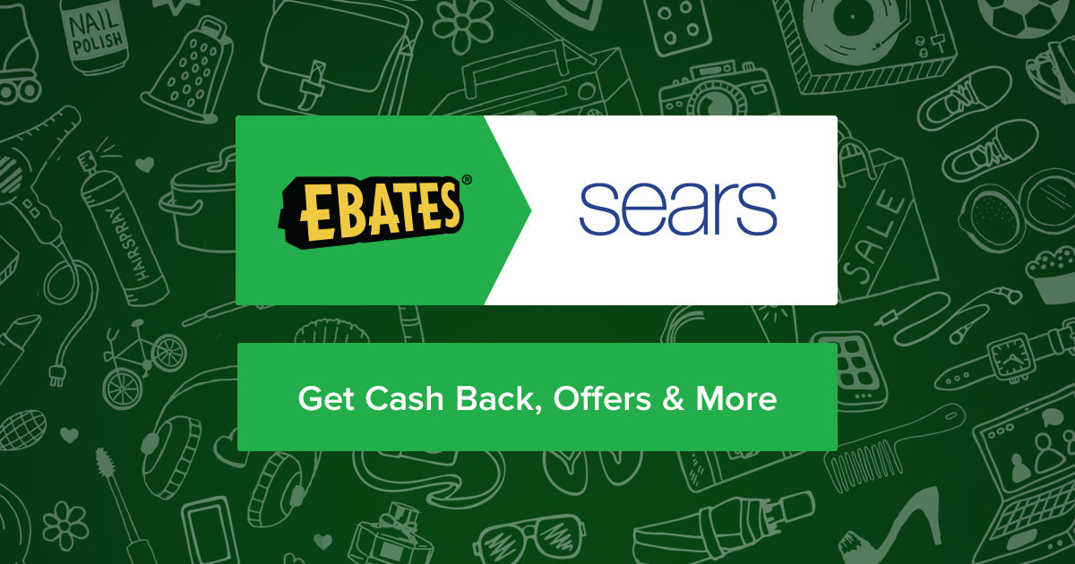sears appliances accessories sears coupons deals promo codes 2017 ebates