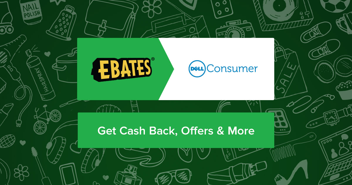 Dell Quote To Order Stunning Dell Consumer Coupons Promo Codes & 8.0% Cash Back  Ebates