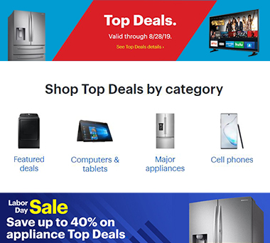 Up to 5% Off Best Buy Coupons, Promo Codes + 1 0% Cash Back