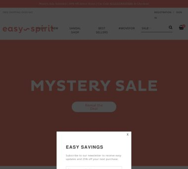 Up to $10 Off Easy Spirit Coupons, Promo Codes + 2 0% Cash Back