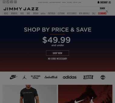 Up to 80% Off Jimmy Jazz Coupons ba87a85eb3