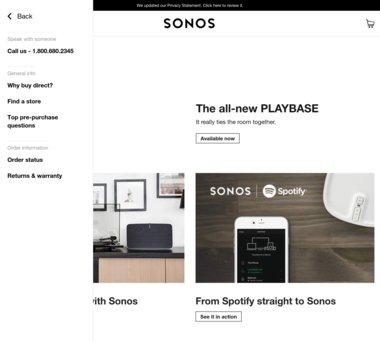 Sonos Coupons, Promo Codes & 2 5% Cash Back
