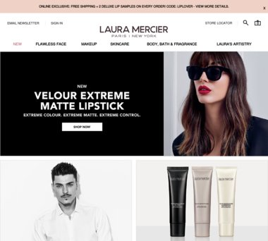 Up to 15% Off Laura Mercier Coupons, Promo Codes + 4 0% Cash