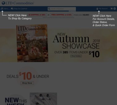 Ltd Commodities Coupons Promo Codes