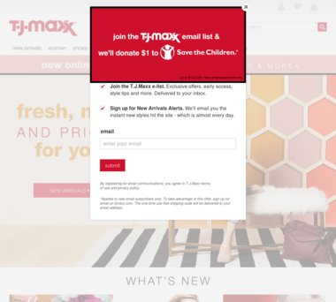 T J  Maxx Coupons, Deals & Promo Codes