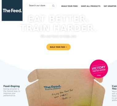 The Feed Coupons Promo Codes 5 0 Cash Back