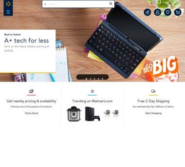 Walmart Coupons, Promo Codes & Up to 5 0% Cash Back | Rakuten