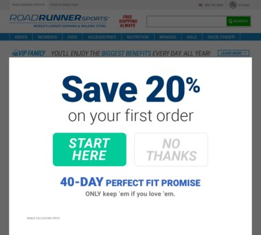 7fe4d676a6f Up to 49% Off Road Runner Sports Coupons