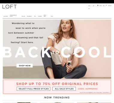 20260c0a3b8 Up to 60% Off LOFT Coupons