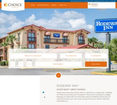 Rodeway Inn by Choice Hotels Coupons, Promo Codes & Up to 2 0% Cash Back