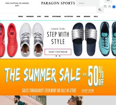 b0efdd2e72 Paragon Sports Coupons