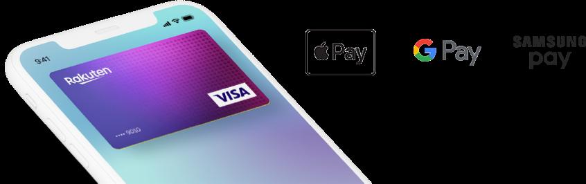 Rakuten Cash Back Visa Credit Card | Rakuten